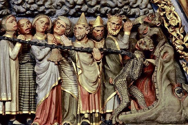 Das Freiburger Münster und die Macht der Bilder