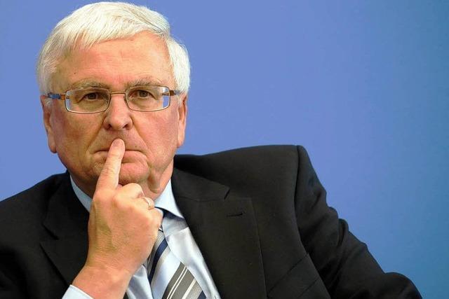 DFB-Chef Zwanziger will 2012 zurückgetreten
