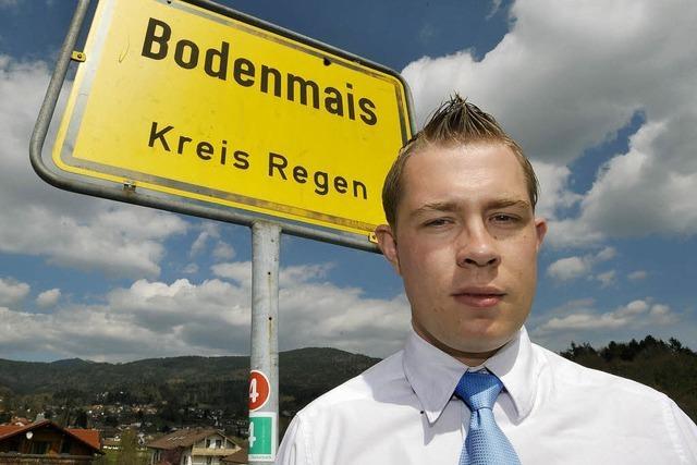 Michael Adam: Schwul, 26, SPD-Mitglied - und Landrat in Niederbayern