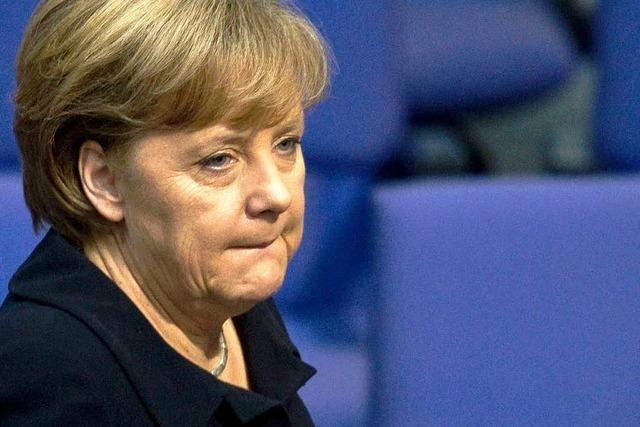 Merkel setzt EU unter Druck
