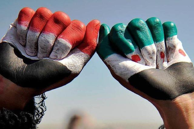 UNO warnt vor Bürgerkrieg in Syrien