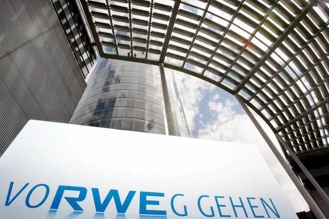 RWE streicht bis zu 8000 Stellen