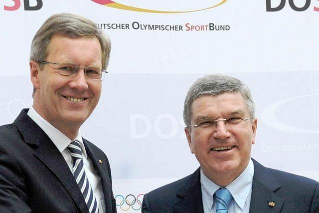 München bewirbt sich nicht um Olympia 2022
