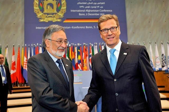 Afghanistan: Truppenabzug bereits 2014?