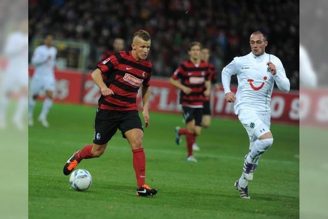SC Freiburg und Hannover trennen sich unentschieden 1:1