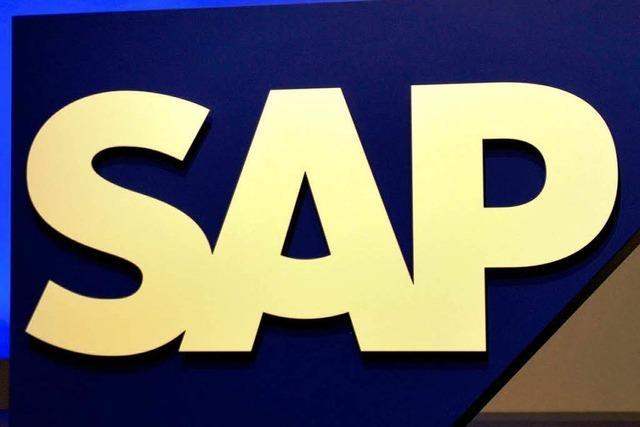 SAP macht Milliarden-Angebot für Cloud-Spezialisten