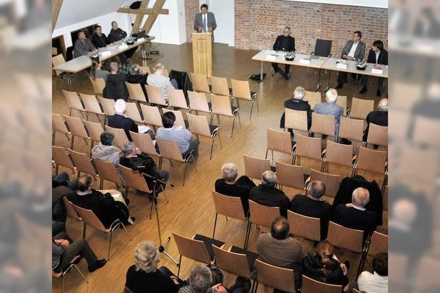 Zum Neubaugebiet Umkirch-Ost bleiben viele Fragen
