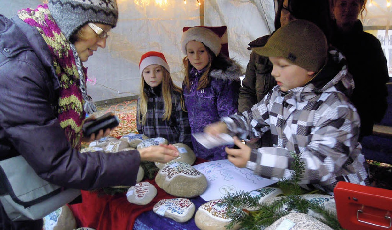 Nollinger Weihnachtsmarkt 2011    Foto: Jutta Rogge