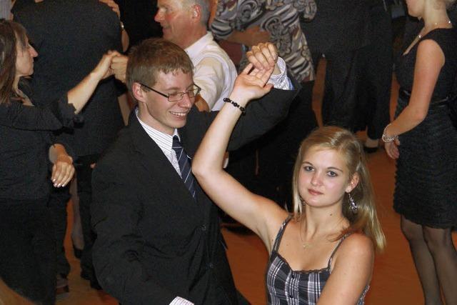 400 Gäste tanzten nach Herzenslust