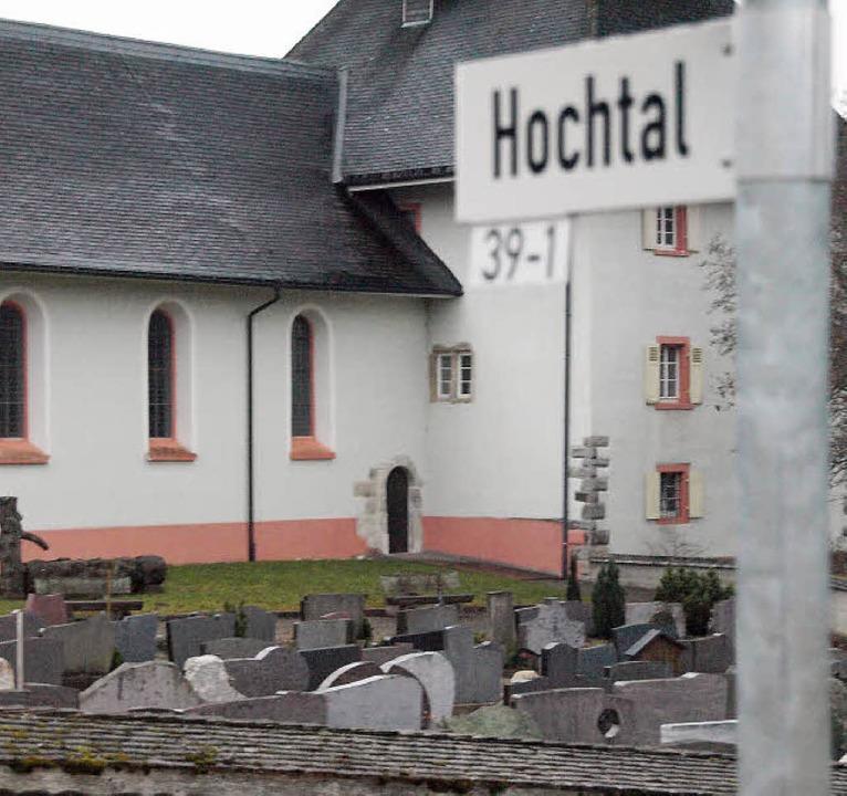 Die neuen Straßenbezeichnungen in Ibac...hofsumbau auf dem Terminplan ganz oben  | Foto: Karin Stöckl-Steinebrunner