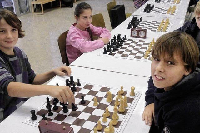 Gastgeber des Turniers buchen drei erste Plätze
