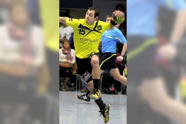 SG-Handballer auf Europa-League-Rang