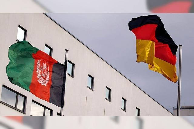 In Bonn sitzen keine Militärs am Tisch