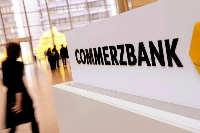 Bund schließt Verstaatlichung der Commerzbank nicht aus