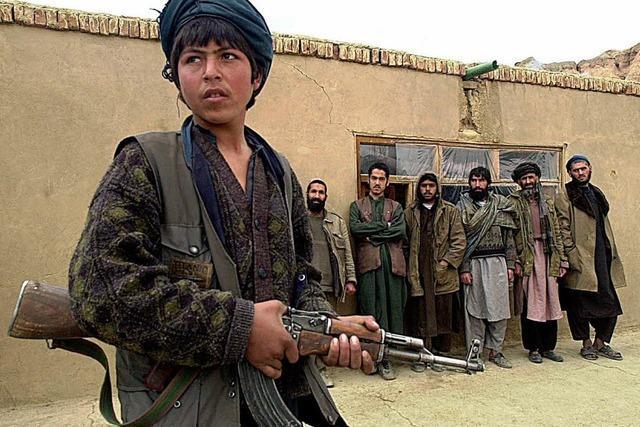 Nur Geld kann den Afghanen helfen