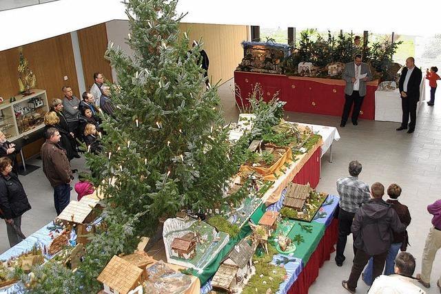 Beeindruckende Vielfalt an Weihnachtskrippen