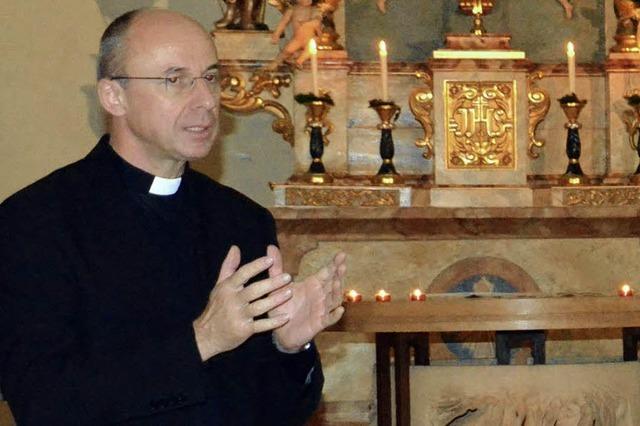 Blicke hinter die Papstbesuch-Kulissen