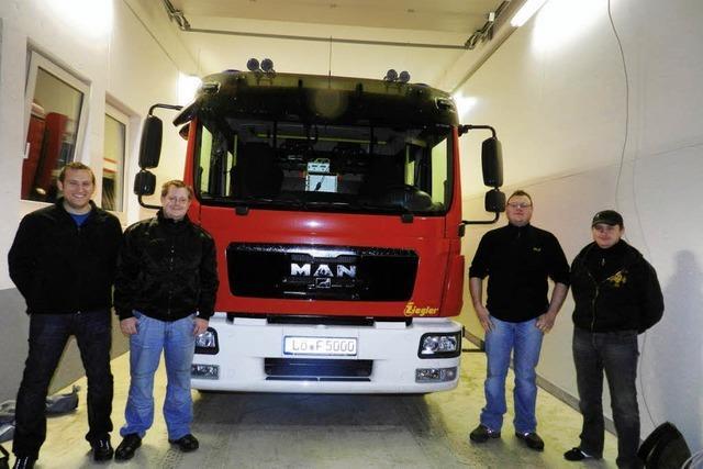 Feuerwehrtechnik made in Sachsen