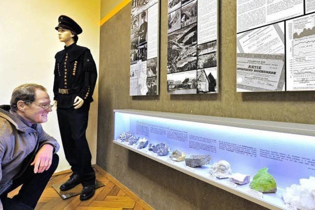 Ausstellung zur Kappler Bergbaugeschichte eingeweiht