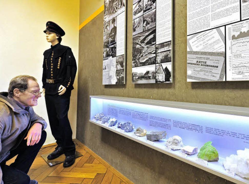 In Sachen Bergbaugeschichte lässt die neue Ausstellung richtig tief blicken.   | Foto: Rita Eggstein