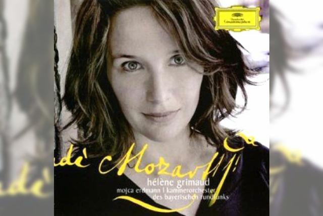 CD: KLASSIK: Mozart, romantisch