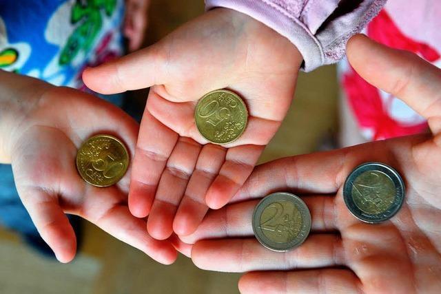 Die Kluft zwischen Arm und Reich wird größer