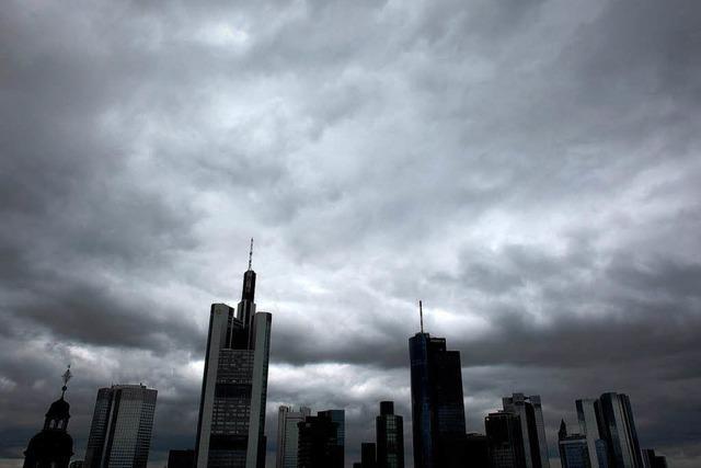 Ratingagentur droht Deutschland mit Herabstufung