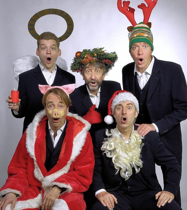 Da kann Weihnachten heiter werden.  | Foto: Pro