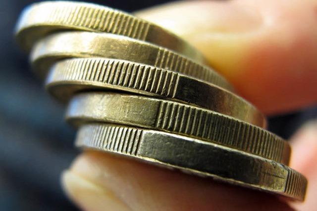 Grün-Rot muss bis 2015 riesige Haushaltslöcher stopfen