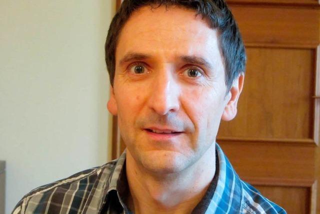 Martin Müller ist neuer Stadtkämmerer
