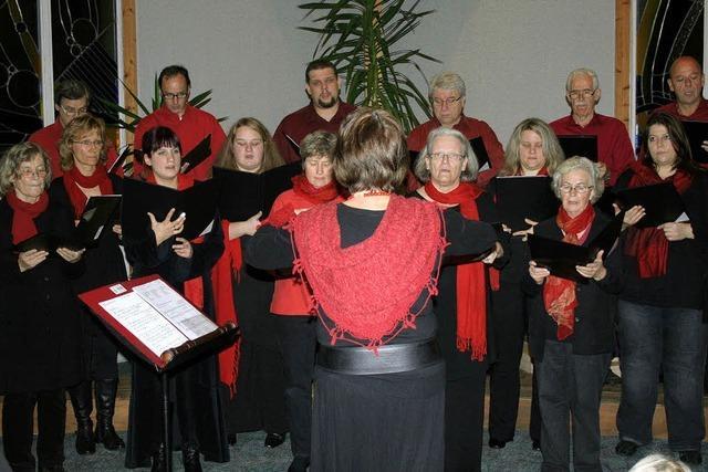 Adventszauber mit Gesang