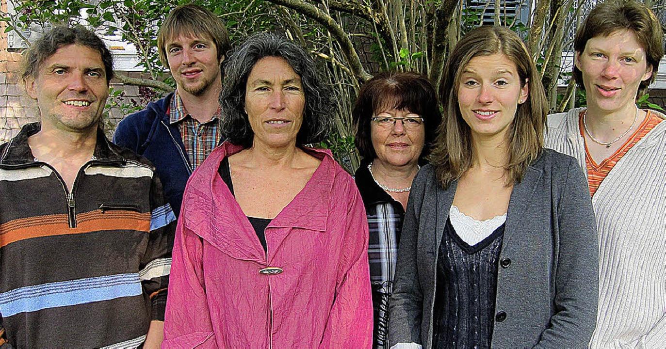 Diakonie-Team (von links): Ralf Rollen...ch, Christina Hahne, Inga Ravenstein    | Foto: privat