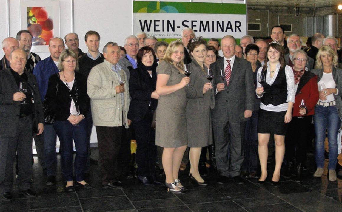 Politischen Einsatz für die Anliegen d...orsitzende bei einem Besuch in Berlin.    Foto: Büro Weiss