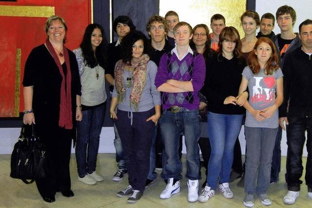 Jugendräte im Landtag