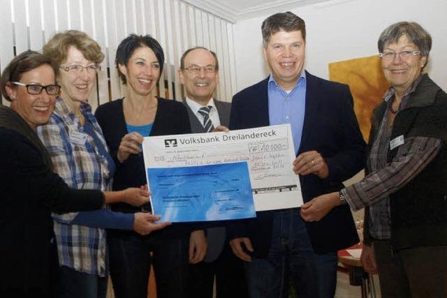 10 000 Franken für ambulantes Hospiz