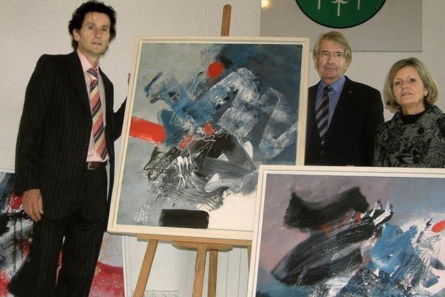 Gedächtnisausstellung für Günter Scholz