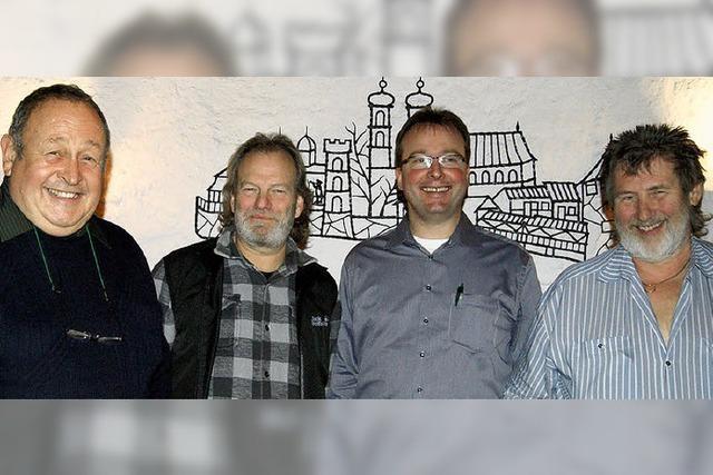 Neuer Vertreter der Hochrhein-Narren