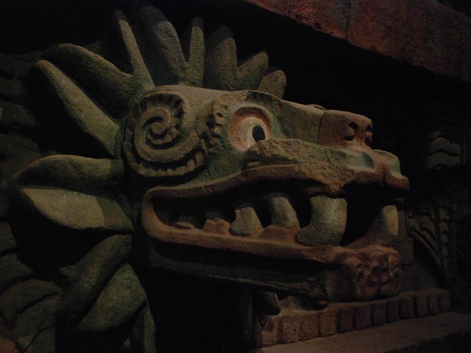 Ein Land mit hervorragende Entfaltungschancen und großer Tradition: Mexiko    Foto: Bernd Kramer