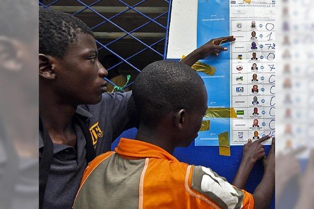 Kongolesen fürchten Unruhen