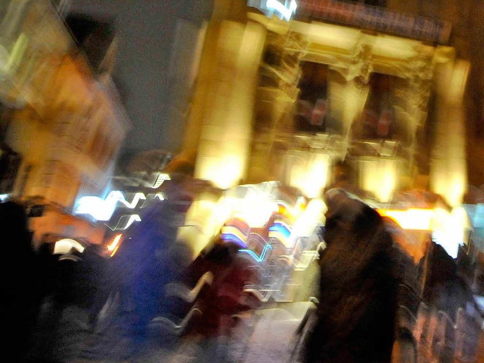Ein Problem: exzessiver Alkoholkonsumverbot auf öffentlichen Plätzen  | Foto: Michael Bamberger