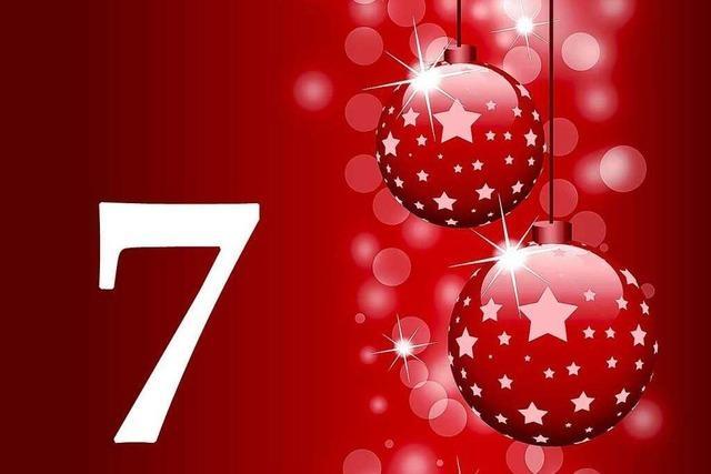 7. Dezember 2011: Die gute Nachricht aus Südbaden