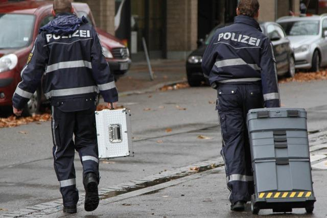 Freiburg: Vermeintliche Bombe war Attrappe – heiße Spur