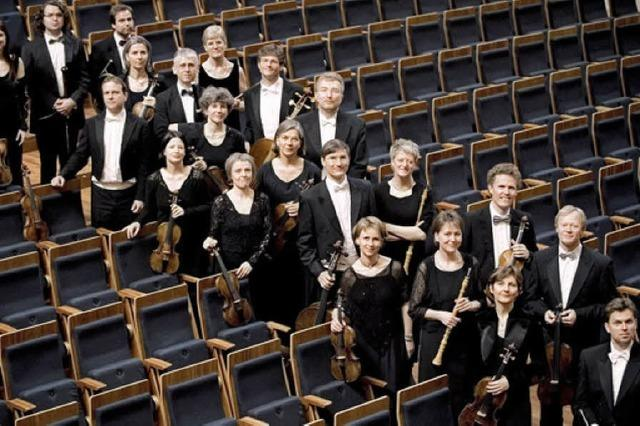 Das Freiburger Barockorchester lädt ein