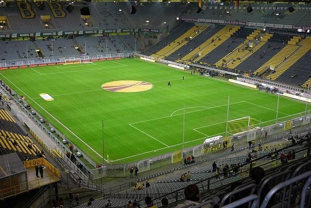 Fußballwochenende in Dortmund und Gelsenkirchen