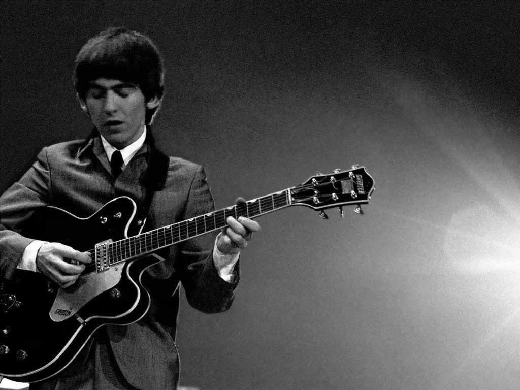 Martin Auto Museum >> George Harrison: Vom Beatle zum Sinnsucher - Rock & Pop ...