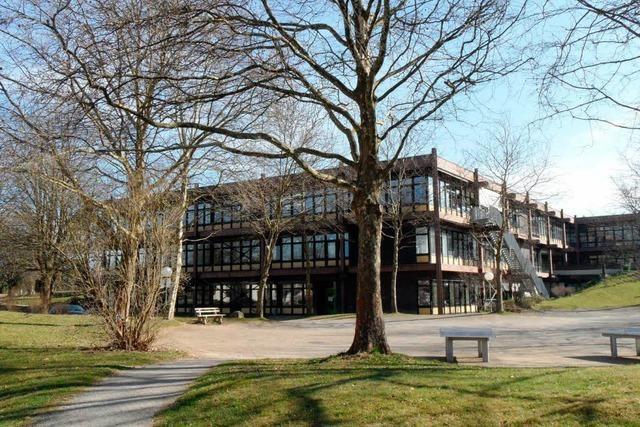 Marie-Curie-Gymnasium baut um