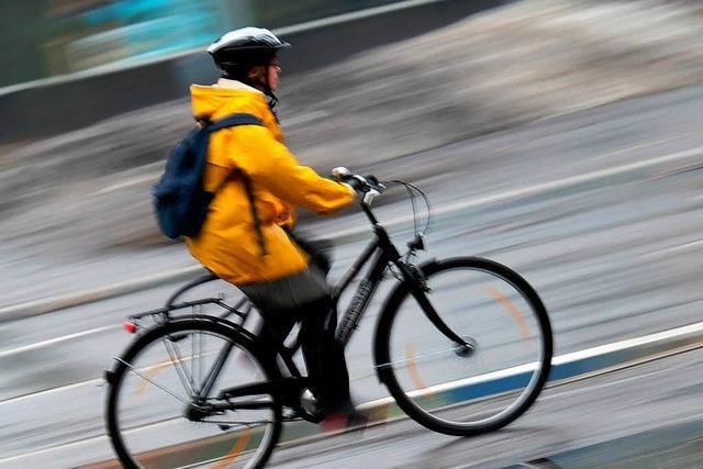 Helmpflicht für Fahrradfahrer?