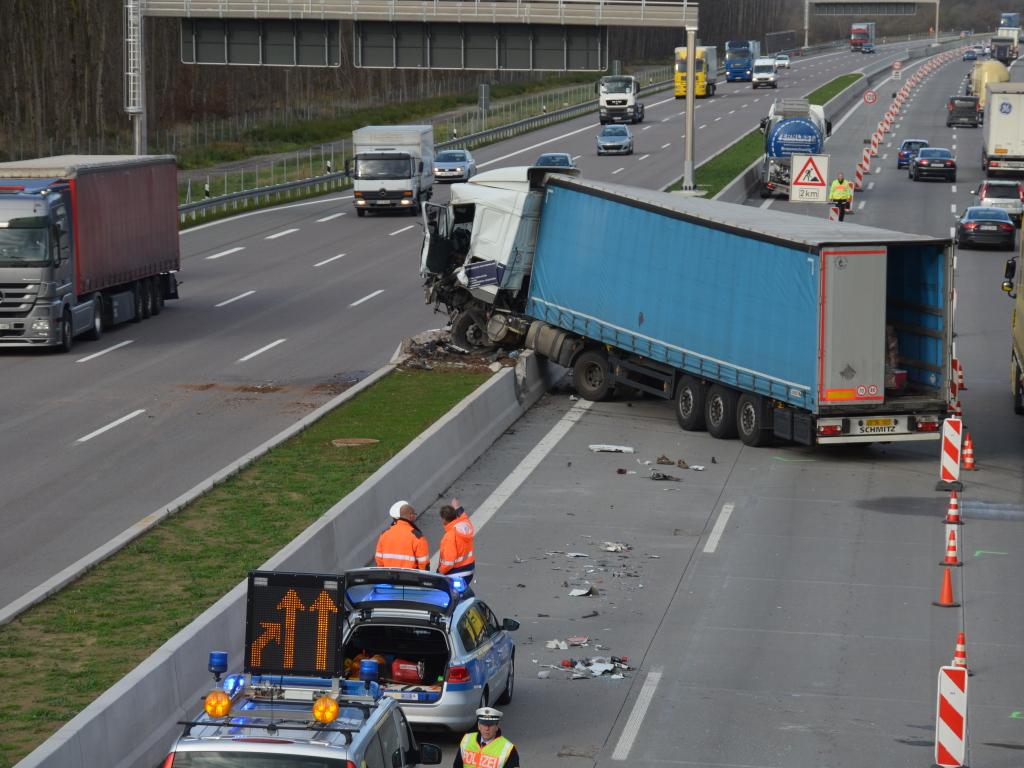 Unfall A5 Appenweier Heute