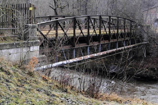 Franz Kehl finanziert die Brückensanierung