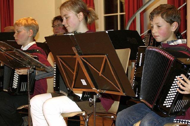 Viel Musikalität und Spielfreude